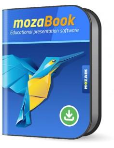 Software MOZABOOk Newline