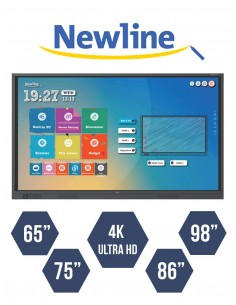"Newline TT-7519RS 75"" 4K"